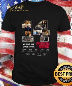 Original 14 Years Of Prison Break 2005 2019 Signatures shirt 1 1 247x296 - Original 14 Years Of Prison Break 2005-2019 Signatures shirt