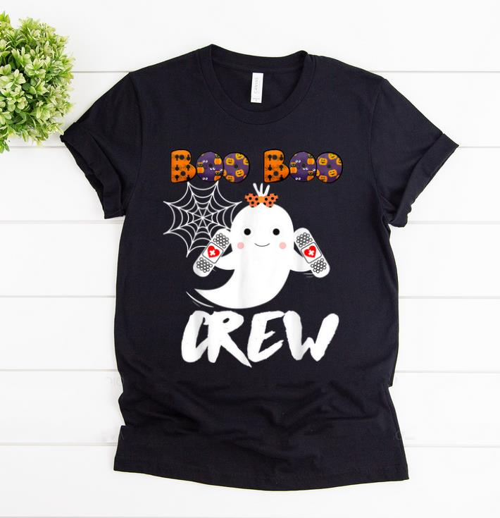 Original Boo Boo Crew Nurse Cute Halloween Costume shirt