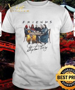 Original Friends Stephen King Pennywise IT Signature shirt 1 1 247x296 - Original Friends Stephen King Pennywise IT Signature shirt