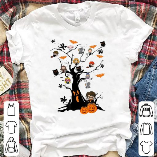 Original Harry Potter Character On Tree Horror Halloween Tree shirt 1 1 510x510 - Original Harry Potter Character On Tree Horror Halloween Tree shirt