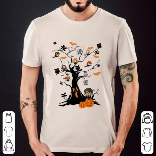 Original Harry Potter Character On Tree Horror Halloween Tree shirt 2 1 510x510 - Original Harry Potter Character On Tree Horror Halloween Tree shirt
