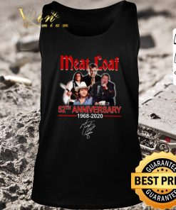 Original Meat Loaf 52th anniversary 1968 2020 signature shirt 2 1 247x296 - Original Meat Loaf 52th anniversary 1968-2020 signature shirt