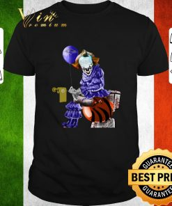 Original Pennywise Baltimore Ravens Steelers Cincinnati Bengals Toilet shirt 1 1 247x296 - Original Pennywise Baltimore Ravens Steelers Cincinnati Bengals Toilet shirt