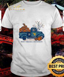 Original West Virginia Mountaineers WVU Harvest Pumpkin Truck shirt 1 1 247x296 - Original West Virginia Mountaineers WVU Harvest Pumpkin Truck shirt