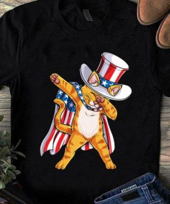 Premium American Flag Patriot Cat Dabbing 4th July Independence Day shirt 1 1 247x296 - Premium American Flag Patriot Cat Dabbing 4th July Independence Day shirt