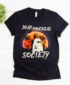 Premium Dead Pancreas Society Halloween Ghost Diabetes Awareness shirt 1 1 247x296 - Premium Dead Pancreas Society Halloween Ghost Diabetes Awareness shirt