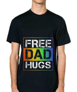 Premium Free Dad Hugs LGBT Gay Pride shirt 2 1 247x296 - Premium Free Dad Hugs LGBT Gay Pride shirt