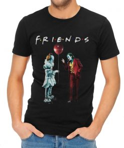Premium Friends Pennywise With Joker shirt 2 1 247x296 - Premium Friends Pennywise With Joker shirt