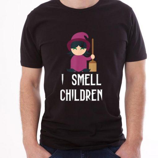 Premium Halloween Witch Costume I Smell Children shirt 3 1 510x510 - Premium Halloween Witch Costume - I Smell Children shirt