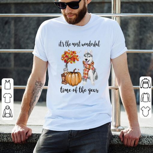 Premium Husky It s The Most Wonderful Time Of The Year Halloween shirt 2 1 510x510 - Premium Husky It's The Most Wonderful Time Of The Year Halloween shirt