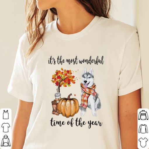 Premium Husky It s The Most Wonderful Time Of The Year Halloween shirt 3 1 510x510 - Premium Husky It's The Most Wonderful Time Of The Year Halloween shirt