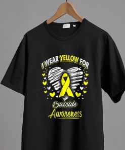Premium I Wear Yellow For Suicide Awareness shirt 2 1 247x296 - Premium I Wear Yellow For Suicide Awareness shirt