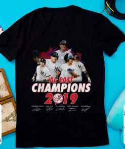 Premium New York Yankees Al East Champions 2019 Signatures shirt 1 1 247x296 - Premium New York Yankees Al East Champions 2019 Signatures shirt
