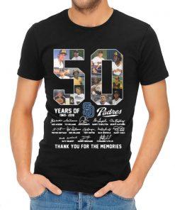Premium San Diego Padres 50 Years 1969 2019 Signatures shirt 2 1 247x296 - Premium San Diego Padres 50 Years 1969-2019 Signatures shirt