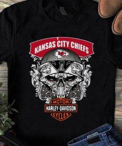 Premium Skull Kansas City Chiefs Harley Davidson Motor Cycles shirt 1 1 247x296 - Premium Skull Kansas City Chiefs Harley Davidson Motor Cycles shirt