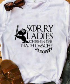 Premium Sorry Ladies Ich Bin In Der Nachtwache Game Of Thrones shirt 1 1 247x296 - Premium Sorry Ladies Ich Bin In Der Nachtwache Game Of Thrones shirt