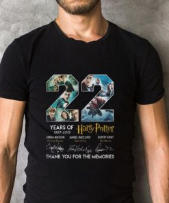 Pretty 22 Years Of Harry Potter 1997 2019 thank you for the memories shirt 2 1 247x296 - Pretty 22 Years Of Harry Potter 1997-2019 thank you for the memories shirt