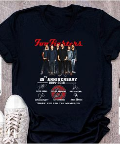 Pretty 25th Anniversary 1994 2019 Foo Fighters Signatures shirt 1 1 247x296 - Pretty 25th Anniversary 1994-2019 Foo Fighters Signatures shirt