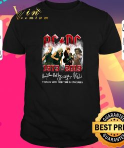Pretty ACDC 1973 2019 signatures thank you for the memories shirt 1 1 247x296 - Pretty ACDC 1973-2019 signatures thank you for the memories shirt
