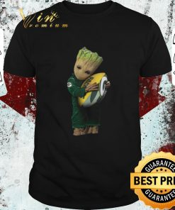 Pretty Baby Groot hug rugby ball Green Bay Packers shirt 1 1 247x296 - Pretty Baby Groot hug rugby ball Green Bay Packers shirt