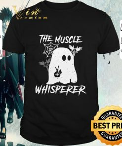 Pretty Boo Ghost Nurse the Muscle Whisperer shirt 1 1 247x296 - Pretty Boo Ghost Nurse the Muscle Whisperer shirt