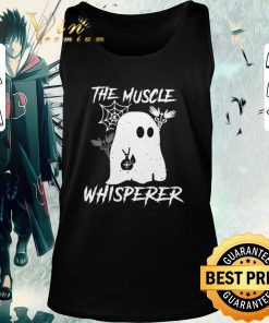 Pretty Boo Ghost Nurse the Muscle Whisperer shirt 2 1 247x296 - Pretty Boo Ghost Nurse the Muscle Whisperer shirt