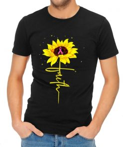 Pretty Breast Cancer Awareness Faith Sunflower shirt 2 1 247x296 - Pretty Breast Cancer Awareness Faith Sunflower shirt