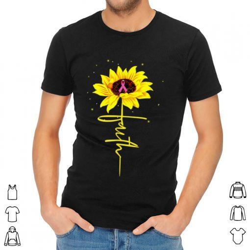 Pretty Breast Cancer Awareness Faith Sunflower shirt 2 1 510x510 - Pretty Breast Cancer Awareness Faith Sunflower shirt