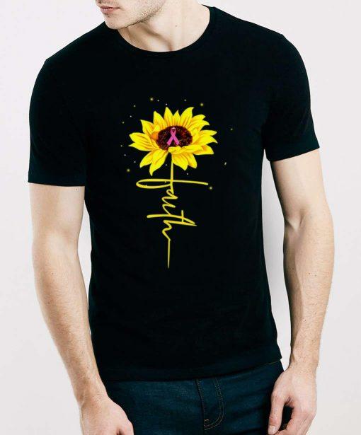 Pretty Breast Cancer Awareness Faith Sunflower shirt 3 1 510x615 - Pretty Breast Cancer Awareness Faith Sunflower shirt