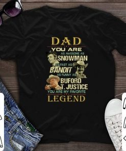 Pretty Dad You Are As Awesome As Snowman Bandit Buford T justice Legend shirt 1 1 247x296 - Pretty Dad You Are As Awesome As Snowman Bandit Buford T.justice Legend shirt
