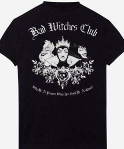 Pretty Disney Villains Maleficent Bad Witches Club Group shirts 1 1 247x296 - Pretty Disney Villains Maleficent Bad Witches Club Group shirts