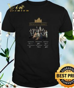 Pretty Downton Abbey all character signatures shirt sweater 1 1 247x296 - Pretty Downton Abbey all character signatures shirt sweater