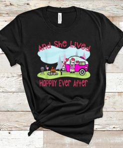 Pretty Flamingo And She Lived Happily Ever After Love Camping shirts 1 1 247x296 - Pretty Flamingo And She Lived Happily Ever After Love Camping shirts