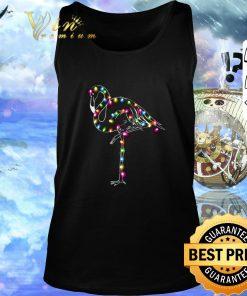 Pretty Flamingo Christmas lights shirt 2 1 247x296 - Pretty Flamingo Christmas lights shirt