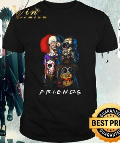 Pretty Friends Minions horror movie characters shirt 1 1 247x296 - Pretty Friends Minions horror movie characters shirt