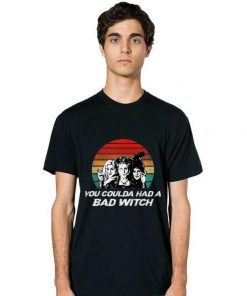 Pretty Hocus Pocus You Coulda Had A Bad Witch Vintage Sunset shirts 2 1 247x296 - Pretty Hocus Pocus You Coulda Had A Bad Witch Vintage Sunset shirts
