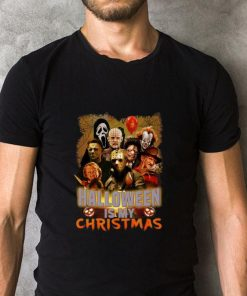 Pretty Horror movie characters halloween is my Christmas shirt 2 1 247x296 - Pretty Horror movie characters halloween is my Christmas shirt