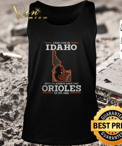 Pretty I may live in Idaho but i ll always have the Orioles in my DNA shirt 2 1 247x296 - Pretty I may live in Idaho but i'll always have the Orioles in my DNA shirt