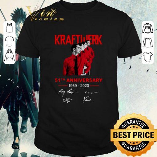 Pretty Kraftwerk 51th anniversary 1969 2020 signatures shirt 1 1 510x510 - Pretty Kraftwerk 51th anniversary 1969-2020 signatures shirt