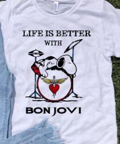 Pretty Life Is Better With Bon Jovi Snoopy Rock Band shirt 1 1 1 247x296 - Pretty Life Is Better With Bon Jovi Snoopy Rock Band shirt