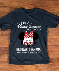 Pretty Minnie mouse I m a Disney Grandma it s like a regular grandma but more magical shirt 1 1 247x296 - Pretty Minnie mouse I'm a Disney Grandma it's like a regular grandma but more magical shirt