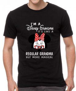 Pretty Minnie mouse I m a Disney Grandma it s like a regular grandma but more magical shirt 2 1 247x296 - Pretty Minnie mouse I'm a Disney Grandma it's like a regular grandma but more magical shirt