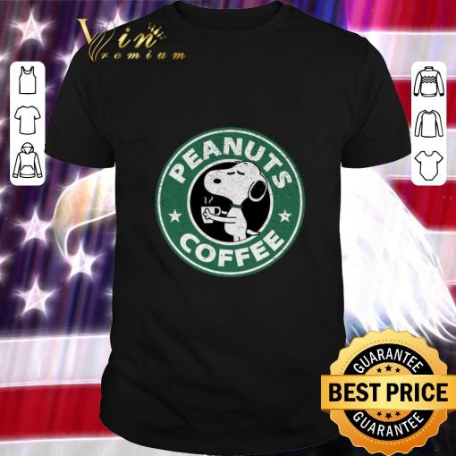 Pretty Starbucks Peanuts Coffee shirt 1 1 510x510 - Pretty Starbucks Peanuts Coffee shirt