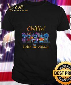 Pretty Stitch chillin like a villain shirt 1 1 247x296 - Pretty Stitch chillin' like a villain shirt