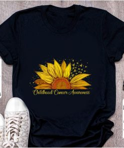 Pretty Sunflower Ribbon Childhood Cancer Awareness shirt 1 1 247x296 - Pretty Sunflower Ribbon Childhood Cancer Awareness shirt