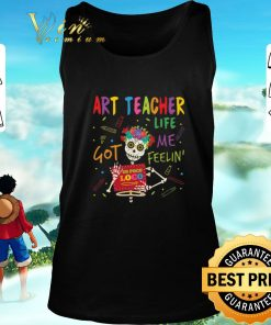 Top Art Teacher Life Got Me Feelin Un Poco Loco shirt 2 1 247x296 - Top Art Teacher Life Got Me Feelin' Un Poco Loco shirt