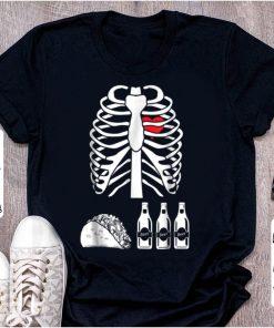 Top Beer Tacos Skeleton X ray Funny Halloween Costume shirt 1 1 247x296 - Top Beer Tacos Skeleton X-ray Funny Halloween Costume shirt