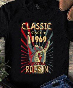 Top Classic Since 1969 And Still Rockin shirt 1 1 247x296 - Top Classic Since 1969 And Still Rockin shirt