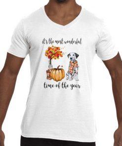 Top Dalmatian Pumpkin it s the most wonderful time of the year shirt sweater 2 1 247x296 - Top Dalmatian & Pumpkin it's the most wonderful time of the year shirt sweater