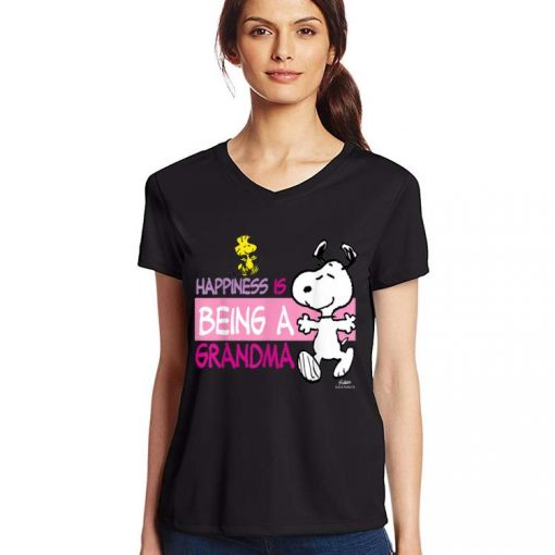 Top Peanuts Snoopy Happiness is Being a Grandma shirt 3 1 510x510 - Top Peanuts Snoopy Happiness is Being a Grandma shirt